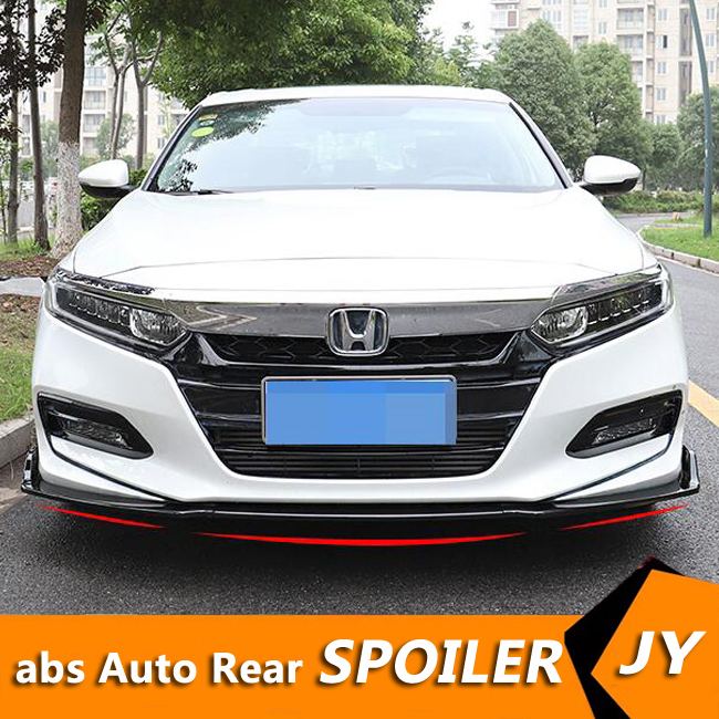 For Honda Accord ABS Rear Bumper Diffuser Protector For