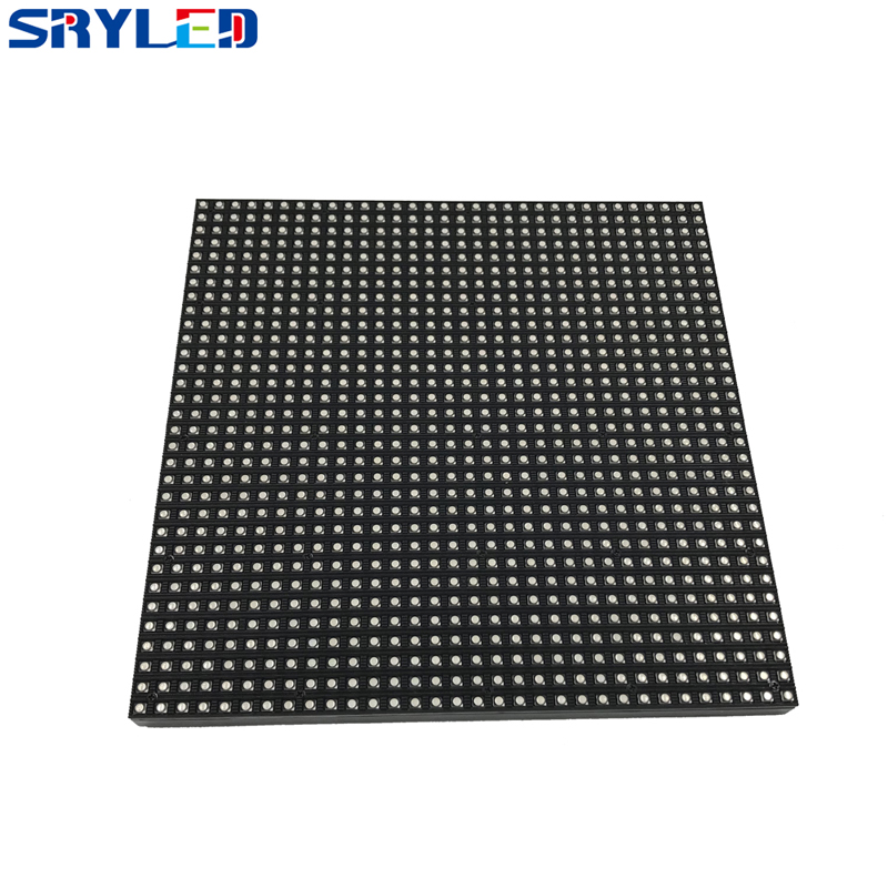 HD giant screen P6 SMD indoor full color 6mm led pixel module / P6 RGB led panel