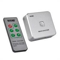 Ezcap 241 música digitalizador convertidor grabador de audio, convertir la música Analógica para el disco de U/tarjeta SD/reproductor de MP3, sin necesidad de ordenador