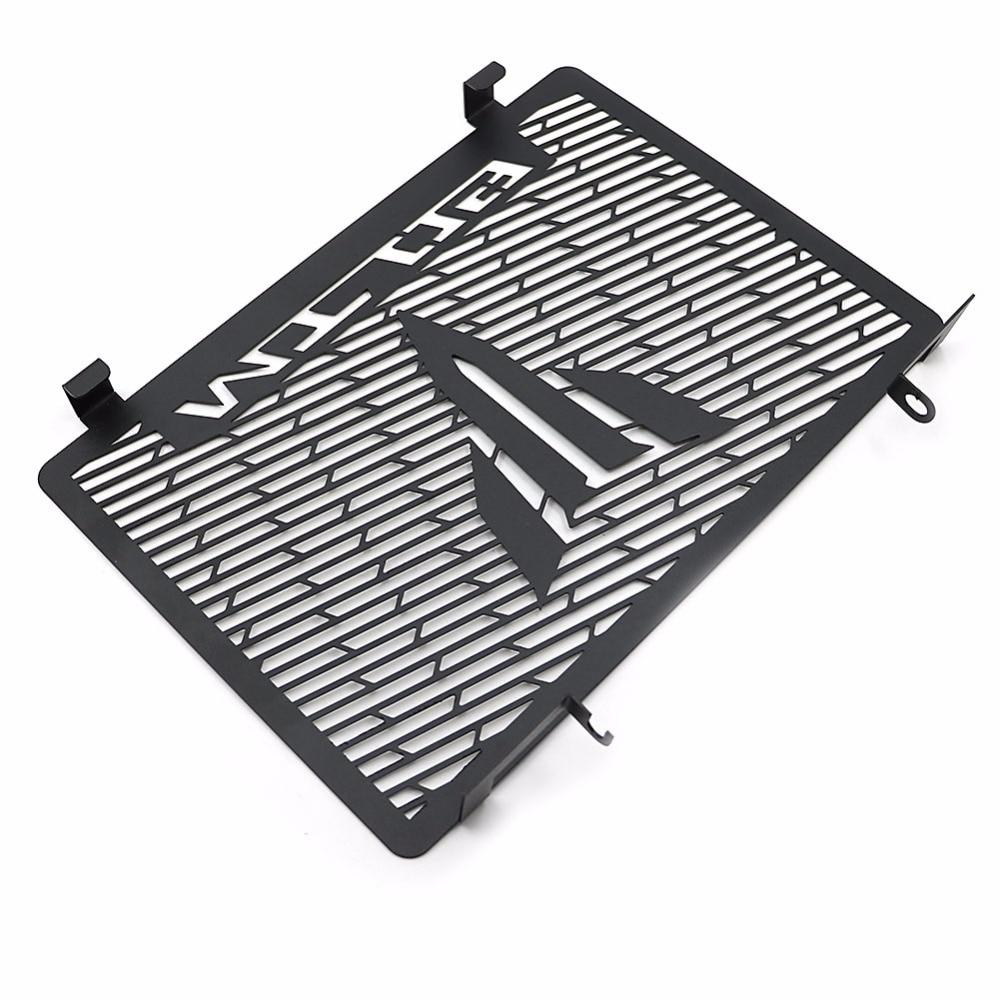 MT09 TRACER решетка радиатора защита охладитель воды охлаждающей жидкости крышка Рамка протектор для Yamaha MT-09 FZ-09
