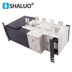 Image 5 - Commutateur de transfert automatique, 250a, 300a, 4P ATS, pièces de générateur électrique, 220/380V, 3 phases