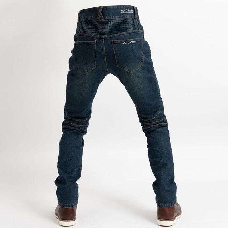 2019 nuevos pantalones clásicos de motocicleta KOMINE para hombre, pantalones de Moto, pantalones de Moto, pantalones de Motocross - 3