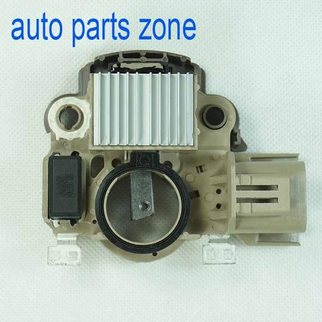 MH ELECTRONIC Alternator Regulator S-L Terminals for Nissan Infiniti  Mitsubishi 362 A866X36272 23215-0M011 IM362