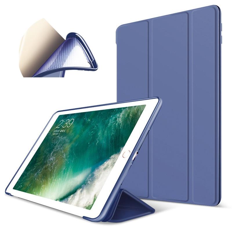 Case for iPad mini 1 2 3 Coque PU Leather Ultra Slim Full Corner Protection Tri-folded Smart Case for iPad mini 123 7.9 inch+Pen for ipad mini