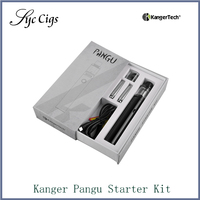Original Kanger Pangu Starter Kit All-in-one 2500mAh Battery 3.5ml Top Filling Atomizer Top Tank Electronic Cigarette Vape 5pcs