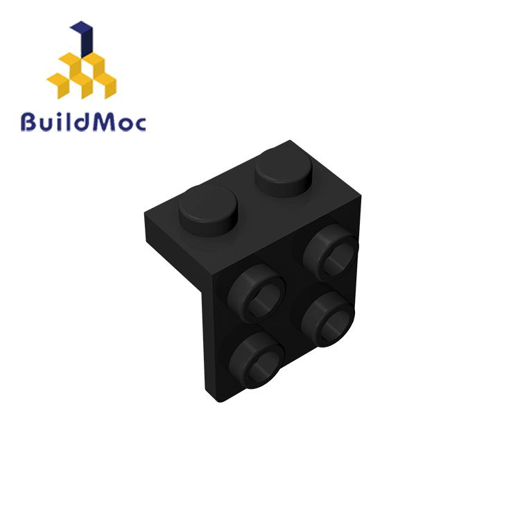 BuildMOC Compatible Assembles Particles 21712 44728 1x2-2x2studsFor Building Blocks Parts DIY Educational Tech Parts Toys