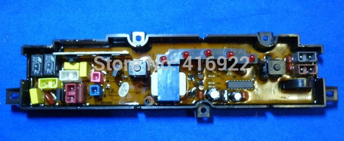 Free shipping 100% tested washing machine board for haier control board XQB5068 XQB4062SL XQB4262 on sale free shipping 100% tested washing machine board for haier pc board program 50 66gm xqb50 66g xqb50 i xqb52 38 xqb55 a on sale