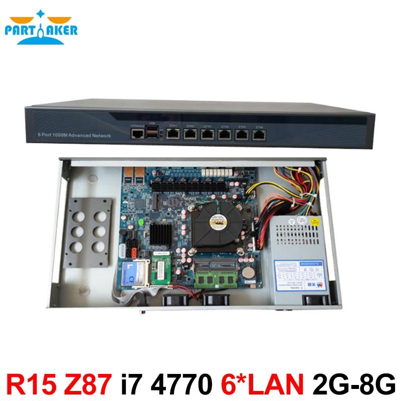 Desktops server 1U Firewall pfsense firewall router with 6 Gigabit LAN Intel Quad Core i7 4770 3.9Ghz Wayos PFSense ROS support 2 in 1 pcb board reprap mendel pcb heated bed mk2b for mendel 3d printer hot bed 150 230mm 12v heatbed