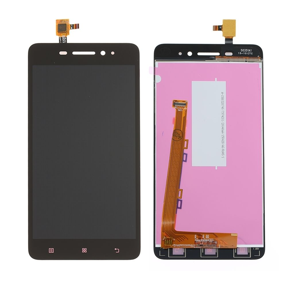 Good quality For lenovo S60 s60w touch screen digitizer with lcd display assembly free shipping free