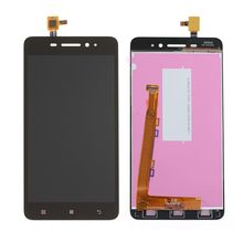 Good quality For lenovo S60 s60w touch screen digitizer with lcd display assembly free shipping free tools