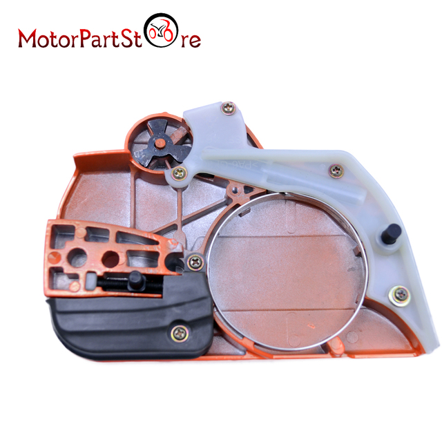 Chain Sprocket Clutch Cover Fit Husqvarna Chainsaw 445 450 544097901  544097902 Chain Brake Side Cover  20 c9b88636bc