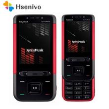 5610 100% оригинальный Nokia 5610 XpressMusic оригинальный телефон Quad Band FM Радио gsm Symbian телефона Бесплатная доставка