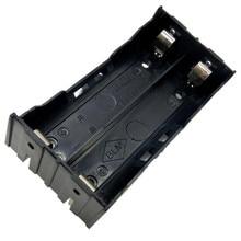 DIY Коробка Для Хранения Чехол держатель для 2X18650 3,7 V перезаряжаемая батарея 4 Pin Прямая поставка