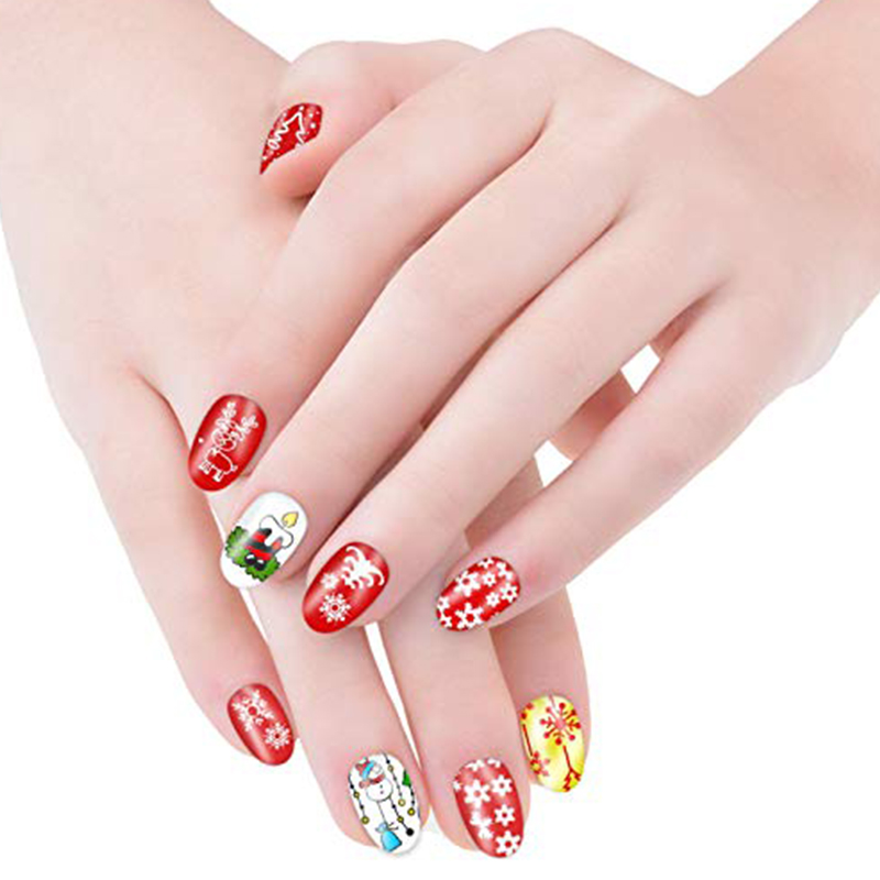 Image 5 - Biutee Nail Stamping Plates Stamper Scraper Nail Template Flowers Geometric Patterns DIY Nail Designs Manicure Stamp Plate-in Nail Art Templates from Beauty & Health