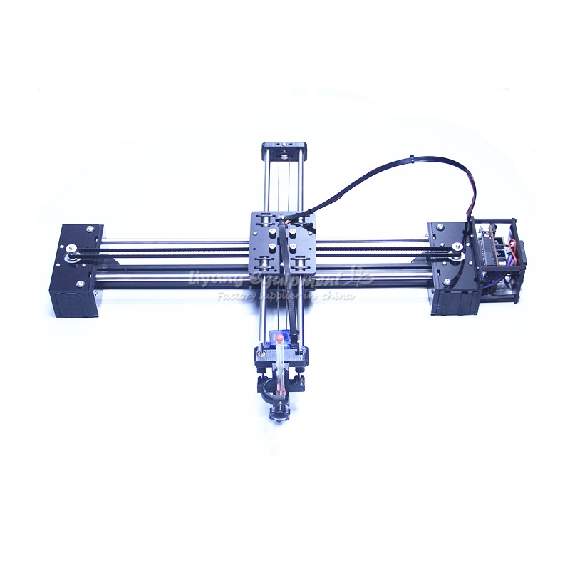 DIY LY drawbot stylo dessin robot machine lettrage corexy traceur CNC V3 bouclier dessin avancée jouets