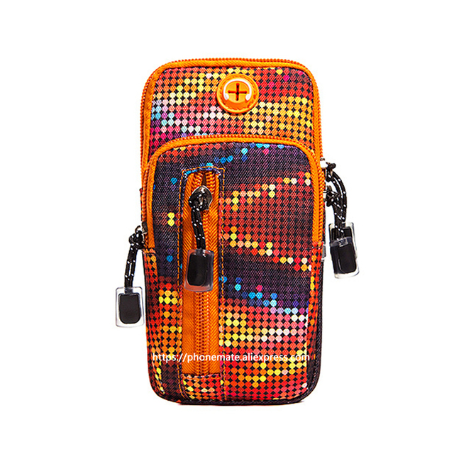 Universal Multicolor Sport Arm Bag