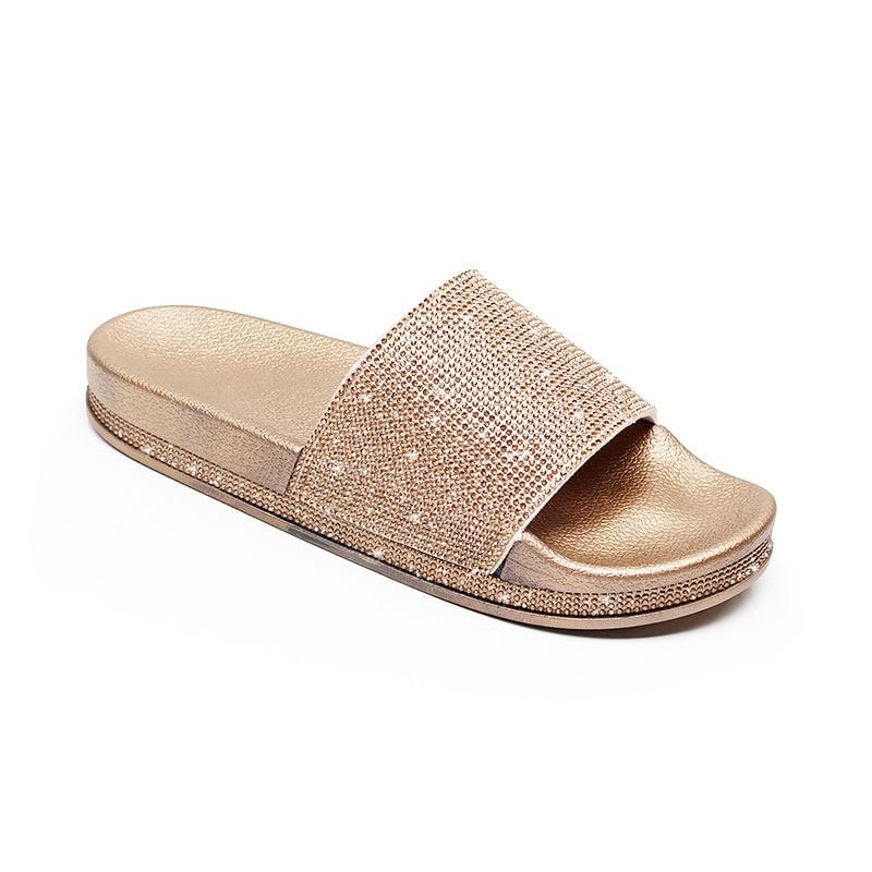 C-reeftion slippers fashion thick bottom slippery sandals womenC-reeftion slippers fashion thick bottom slippery sandals women