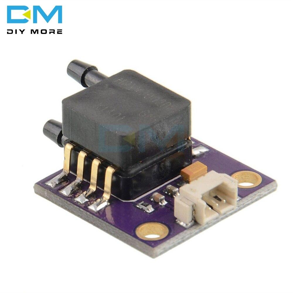 MPXV7002DP Velocidade Sensor de Velocidade Do Ar Transdutor Breakout Board APM2.5 APM2.52 Pressão Diferencial Sensor de Controlador de Vôo