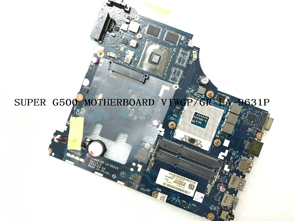 KEFU AVAILABLE SUPER 100% NEW MAIN BOARD LAPTOP MOTHERBOARD FOR Lenovo G500 VIWGP/GR LA-9631P DDR3 WITH VIDEO CARDKEFU AVAILABLE SUPER 100% NEW MAIN BOARD LAPTOP MOTHERBOARD FOR Lenovo G500 VIWGP/GR LA-9631P DDR3 WITH VIDEO CARD