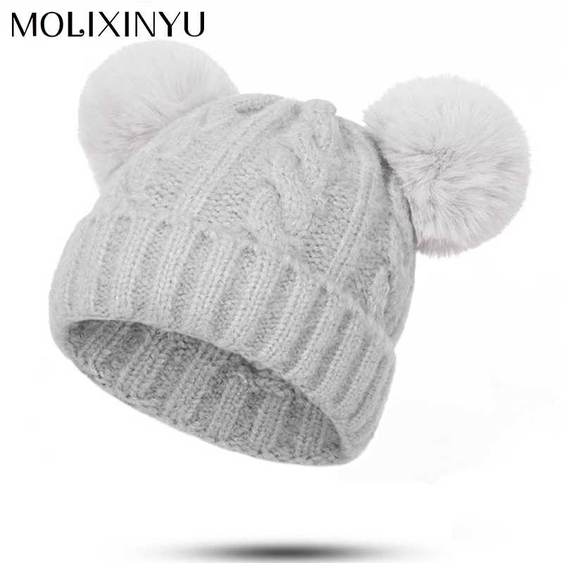 5789553a1 Detail Feedback Questions about MOLIXINYU Baby Hat Fur Cute Boys ...