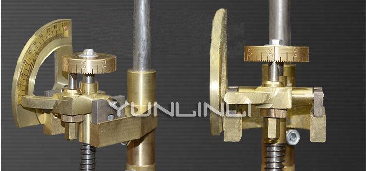 YY (BD) 6312 Tragbare Jade Oberfläche Schleifen Und Polieren Maschine Mit 6' Schleifen Aluminium Platte Edelstein Verarbeitung Maschine