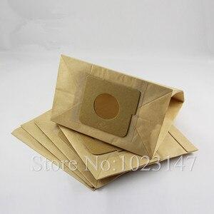 Image 2 - 10 adet/grup elektrikli süpürge torbaları kağıt toz torbası lg V 943SA V 943SG V 943SAB V CS443RDN V CR543SDV