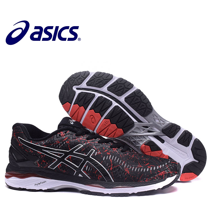 ASICS GEL-KAYANO 23 New Arrival Official Asics Man's Sneakers Sports Shoes Sneakers Comfortable Athletic Shoes Hongniu T646N asics tiger gel lyte iii lc