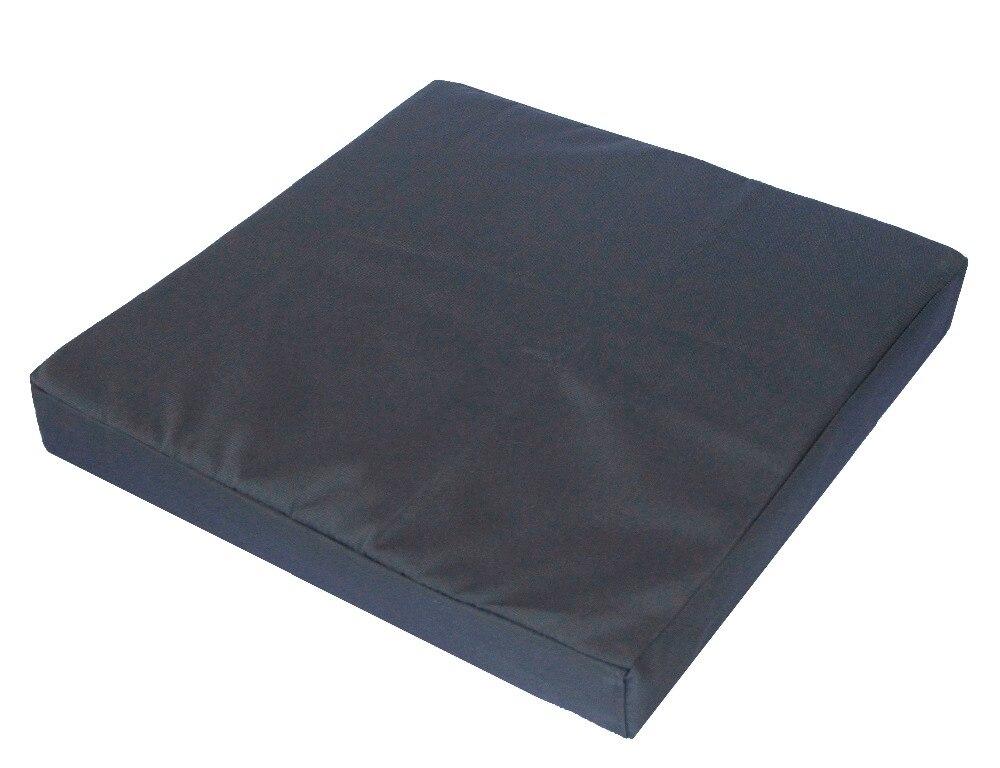 FS01t gris gris bonne qualité imperméable canapé tapis carré 3D boîte canapé coussin housse canapé siège housse de coussin (sur mesure)-in Housse de coussin from Maison & Animalerie    1