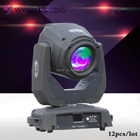 12pcs/lot Sharpy Moving Head Light 132 Beam 2R Disco Lights for DJ Club Nightclub