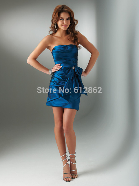 Short Party Dresses for Teenagers