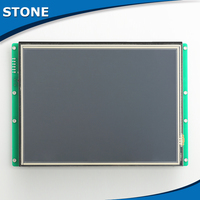 8 Inch Intelligent Full Color LCD TFT With Touch Screen And Wide Voltage