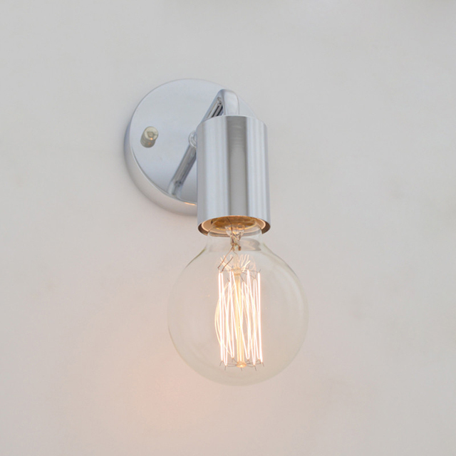 Loft Vintage Wall Lamps Industrial Lighting Bedside Lamps Wall Lights Decoration Iron Creative Personality Lamp Corridor Sconce