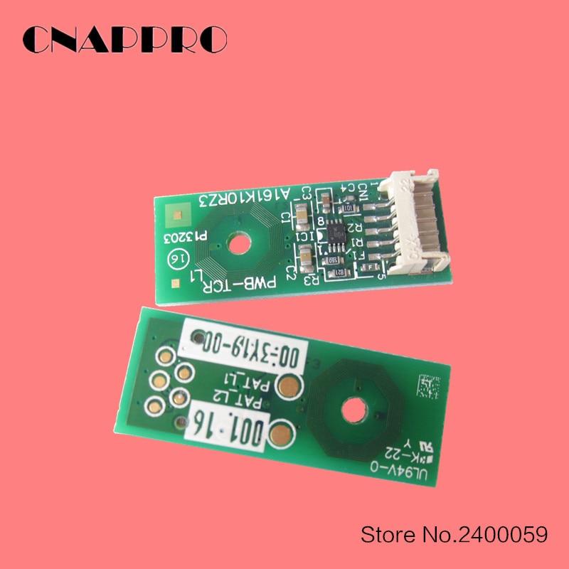 1set/lot Bizhub C3350 C3850 C 3350 3850 Drum Cartridge Chip for Konica Minolta IUP22 IUP-22 IUP 22 I-UP22 Image Unit Chip 60k