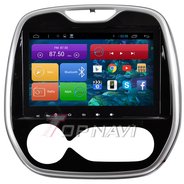 Free Shipping 9'' Quad Core Android 4.4 Car PC Car GPS for Renault Duster With Radio Stereo Audio Free Map Wifi BT Without DVD