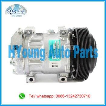 Auto air pump a/c คอมเพรสเซอร์สำหรับ Caterpillar 372-9360 461-2805 3547916C1 3628699C1 SD7H15-6173