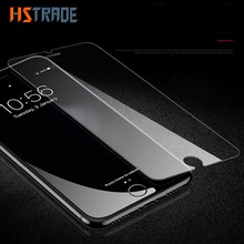 HSTRADE For iphone 8 Plus For Apple iphone 4 4s 5 5s 5c SE 6 6s 7 Plus Screen Protector Tempered glass Film 9H 2.5D Arc glass