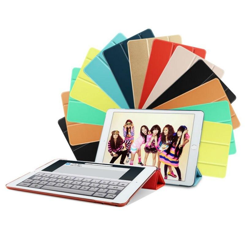 Mood Ultra Slim Magnetic Front Smart Case nahk + Hard PC tagakaane - Tahvelarvutite tarvikud - Foto 2
