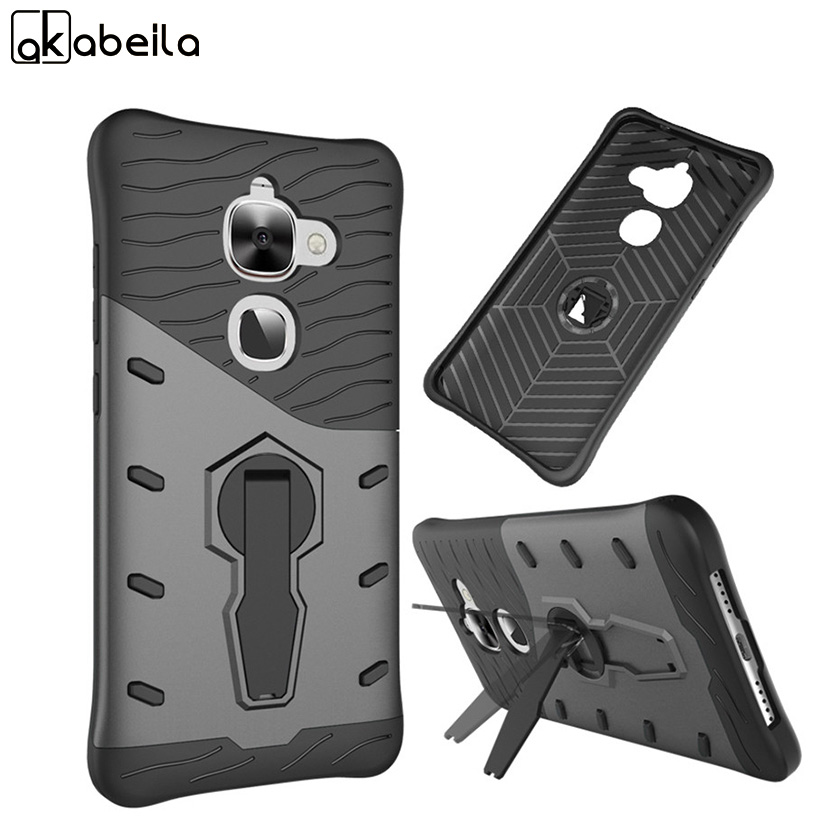 AKABEILA <font><b>Cell</b></font> <font><b>Phone</b></font> <font><b>Cases</b></font> For Letv Le 2 Max Covers X820 LeEco Le Max 2 Max2 X822 Shell Cover Skin Silicon PC Armor Black Bags