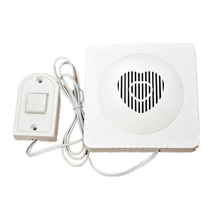 Wired Doorbell Access Control Home Electronic Line Old Caller Security
