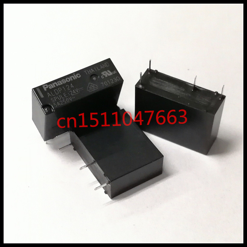 Free shipping Original and New ALDP124 5A 4 PIN