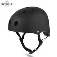 Skybulls Runde MTB Fahrrad Helm Erwachsene Männer Frauen Sport Zubehör Radfahren Helm Verstellbare Kopf Größe Mountain Road Fahrrad Helm