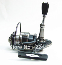 Size 1000 9+1BB Gear Ratio 5.2:1 Four Size Grey Fishing Reels Spinning Reel Casting Reel