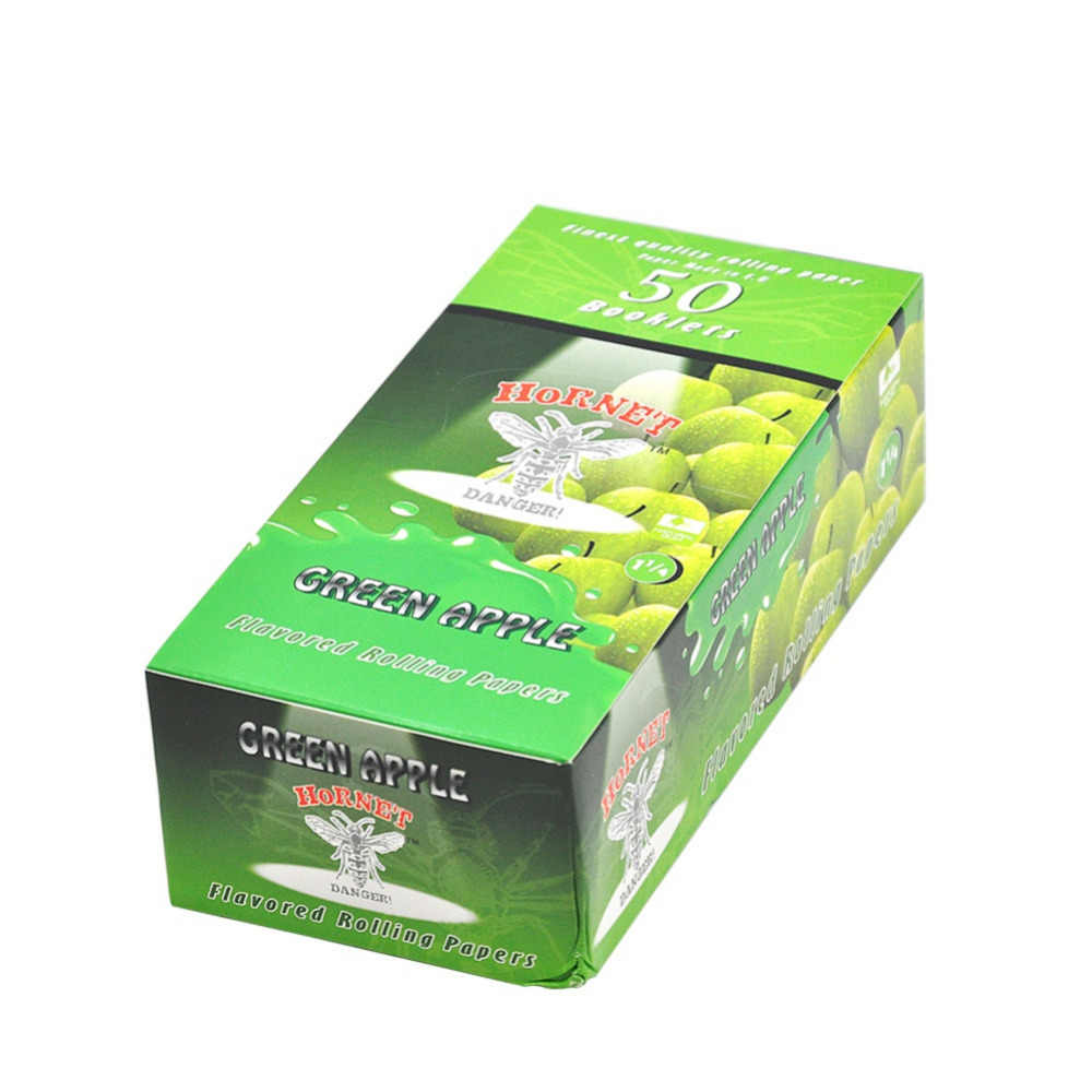 2Packs 78MM Cigarette Paper Fruit Flavor Cigarette Filter Tobacco Rolling Tips Tobacco Roller Maker Smoking Accessories