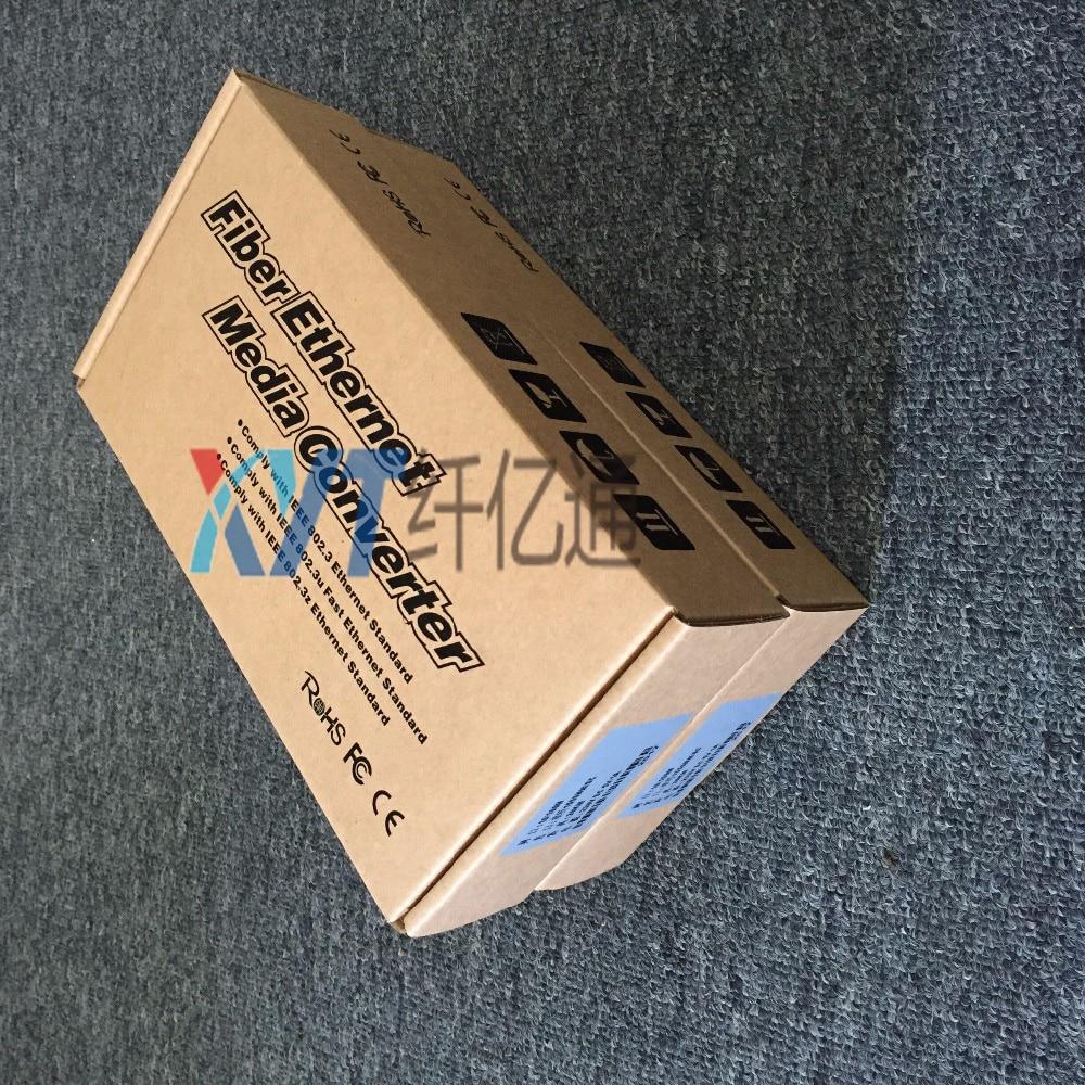 Equipamento óptico de transceptor de fibra Conversor de mídia de - Equipamento de comunicação - Foto 4