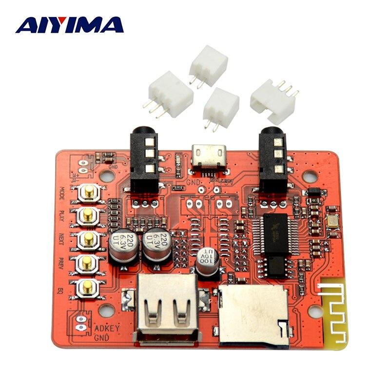 Aiyima V4.0 Hi-Fi Bluetooth Беспроводной прямой Выход аудио модуль приемника для Аудиомагнитолы автомобильные Усилители домашние