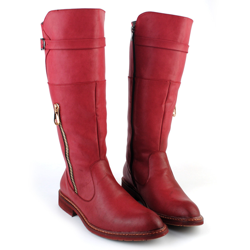 Popular Red Men Boots-Buy Cheap Red Men Boots lots from China Red ...