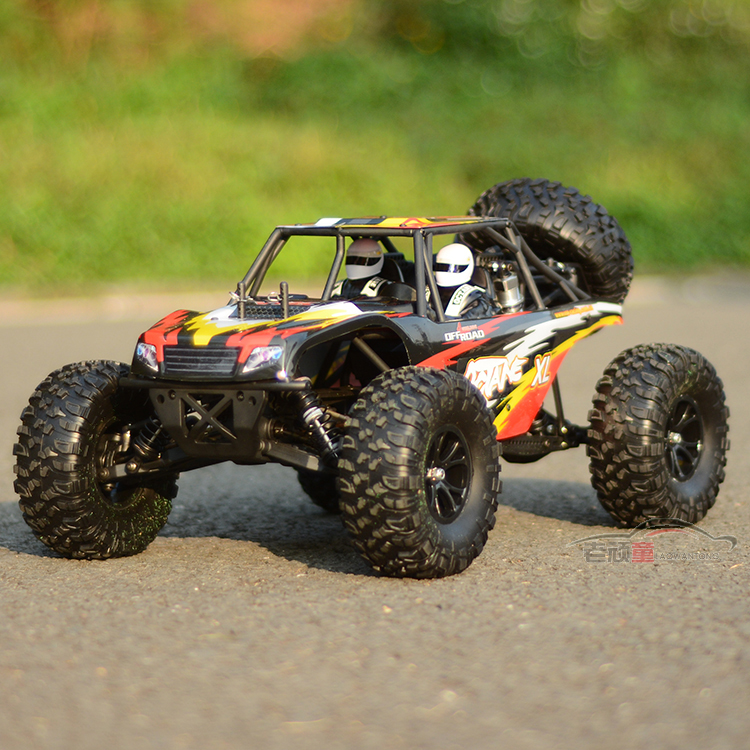 VRX 1:10 Scale climbing Desert Truck Waterproof 4WD Off-Road High speed electronics remote control Monster Truck,rc racing cars
