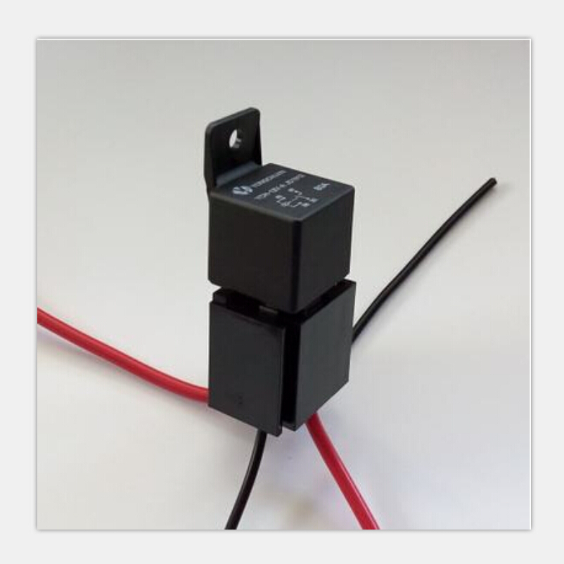 5pcs Automobile Relay  U0026 Socket Jd1912 With Plastic Chair