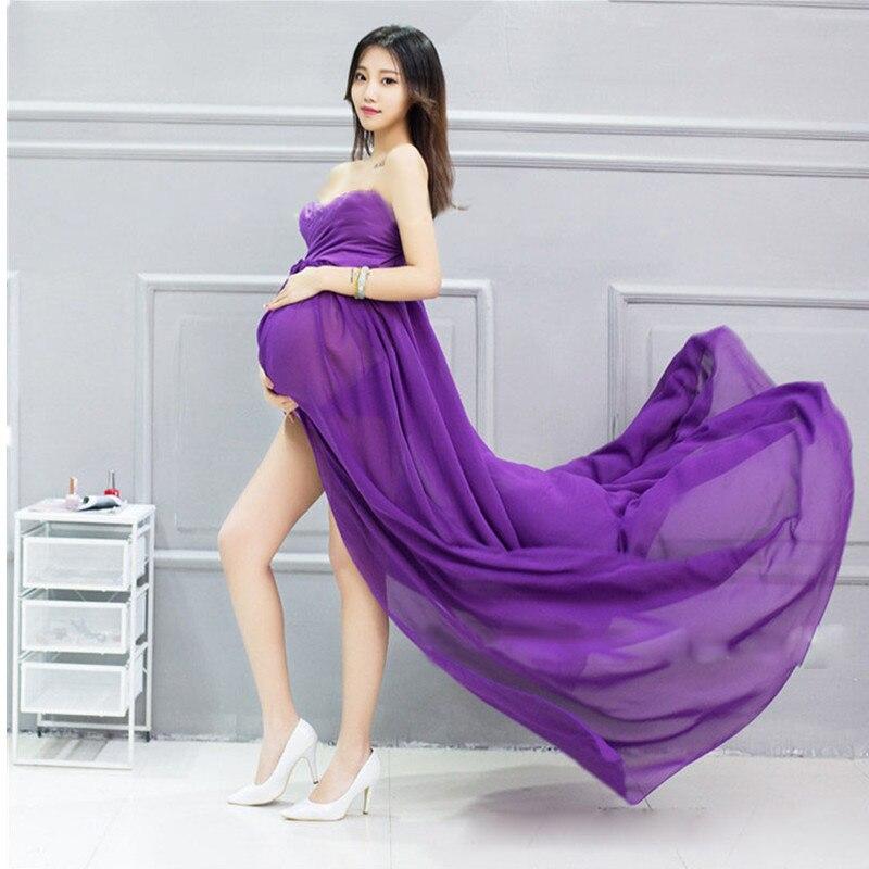 Encantador Vestidos Para La Boda Después Del Embarazo Molde ...