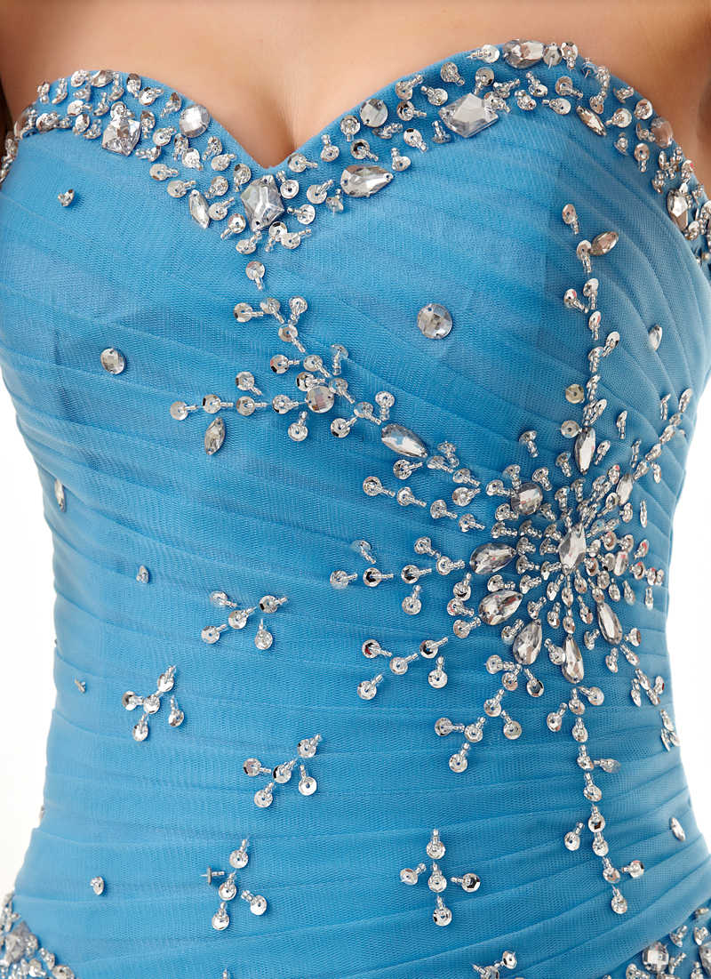 9184d6b8a39a9 Puffy Quinceanera Dresses 2018 Ball Gown Sweetheart Beading Sweet 16 Blue  Quinceanera Dress 15 Years Birthday Party For Girl